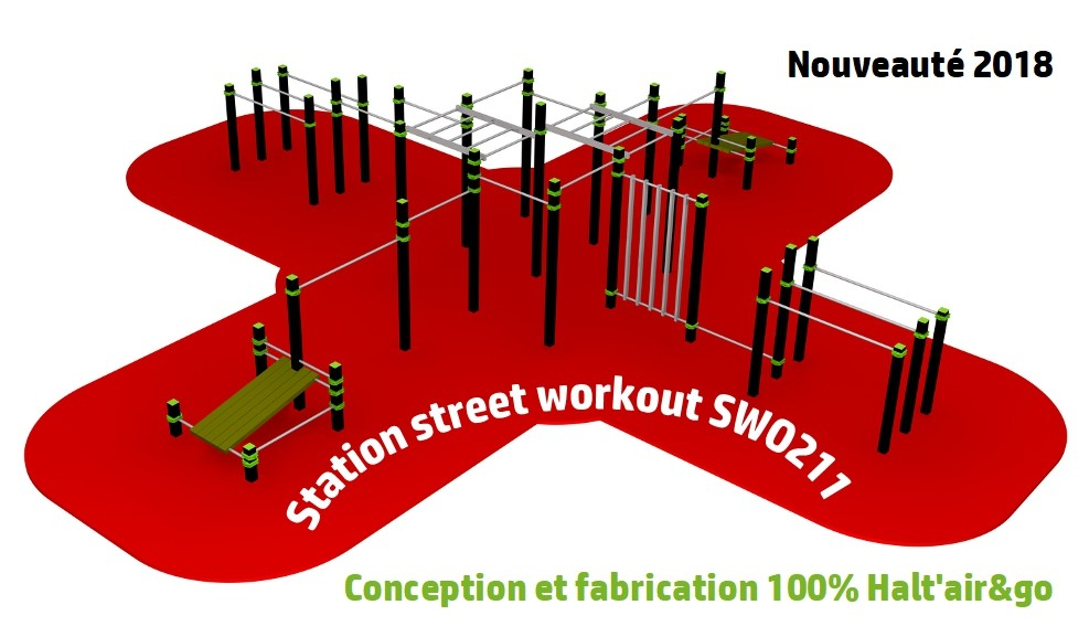 Structures Street Workout